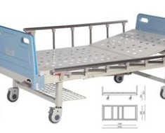A334-2 Single Crank Two Folded Bed