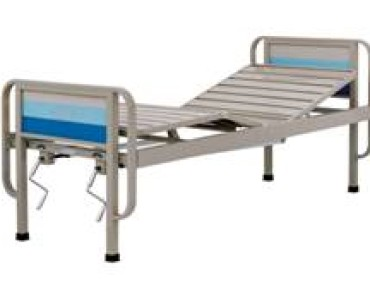 A403  Manual boubld crank 3 folded Bed