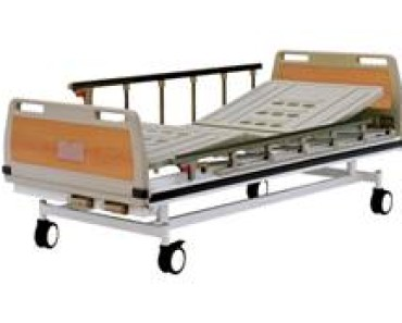 A415 Electric 3 folded bed