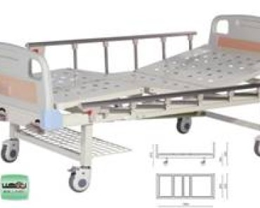 A417-2 Two Crank Three Folded Bed