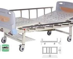 A427-2  Two Crank Three Folded Bed