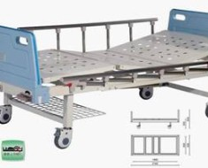 A437-2 Two Crank Three Folded Bed