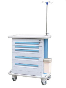 Clinical Trolley C302