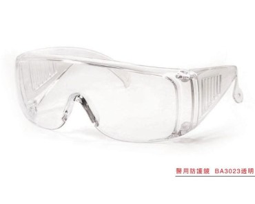 Goggle for surgical room