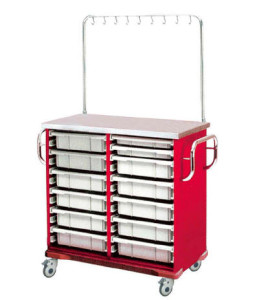 Infusion Trolley F204