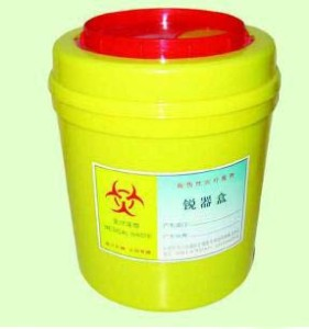 Medical Waste Sharp Box