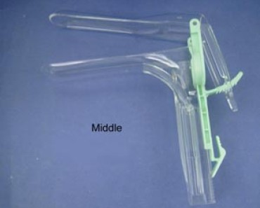 Middle Size   Vaginal Speculum