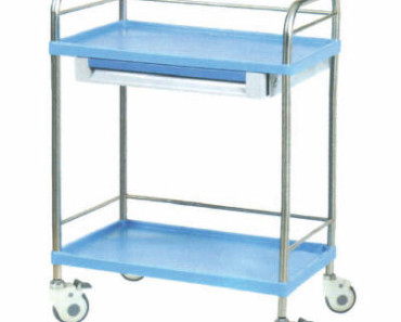 Steel-Plastic Trolley SP8201