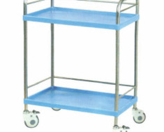 Steel-Plastic Trolley SP8202