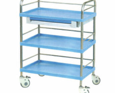 Steel-Plastic Trolley SP8203