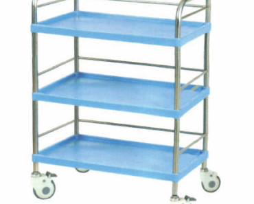 Steel-Plastic Trolley SP8204