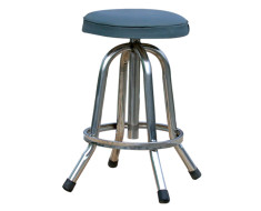 Steel operation revolving stool