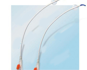 Tiemann Tip Silicone  Foley Catheter