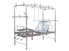 A524 Stainless orthopaedics traction bed
