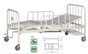 A401-2  Two Crank Three Folded Bed
